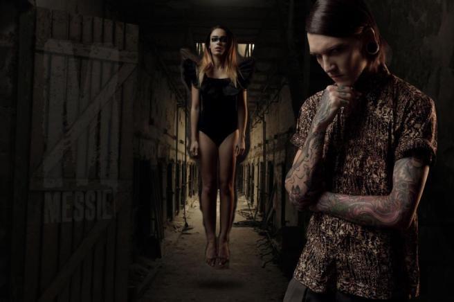 Messie by Jessie Campaign - Makeup Artist Maria Rivera Photography Silas Middleton Model Natasha
