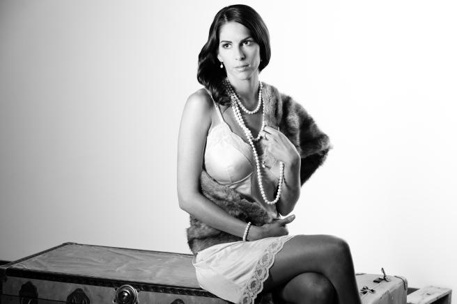 Photographer Steve McMarson, Make-up and hair Maria Rivera,