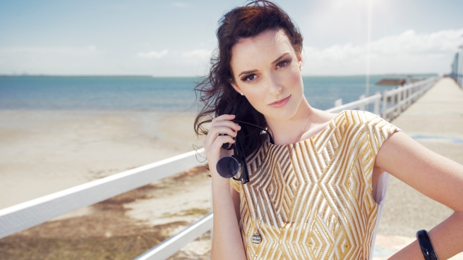 Wintergarden Brisbane - Photoshoot editorial Photography by Black Bee Studio and Model Mandy Vietheer, Styling by Melati Kamaruddin and Makeup and Hair by Maria Rivera Make-Up Artist