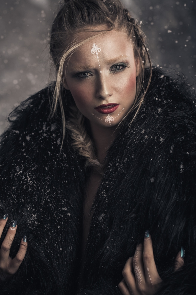 Photography Bonnie Cee Makeup Maria Rivera Hair by Trevor @ House of Zion Model Brooklyn Kelly @ Vivien's Model Management